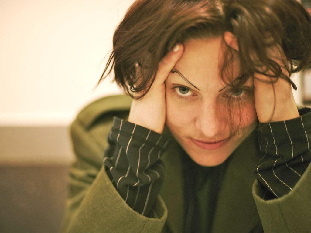 Eyes on the prize: the Dresden Dolls' Amanda Palmer