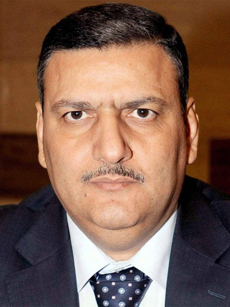 The former Baath Party chief, Riad Hijab, was Governor of Lattakia early in the uprising