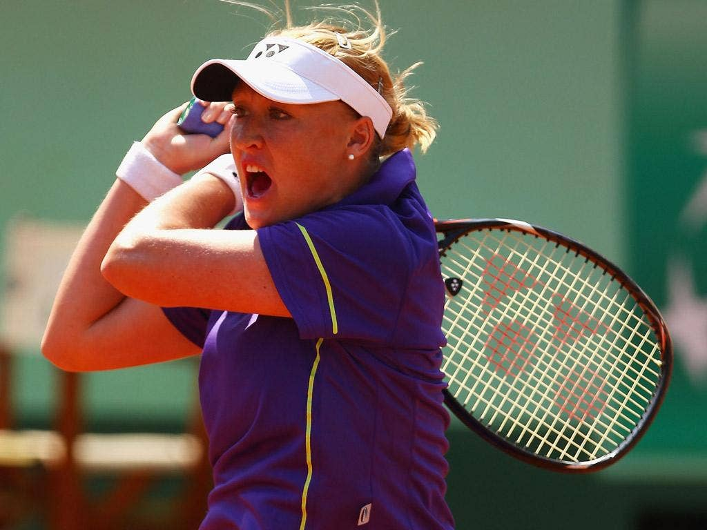 Elena Baltacha will lose her British No 1 status to Anne Keothavong
