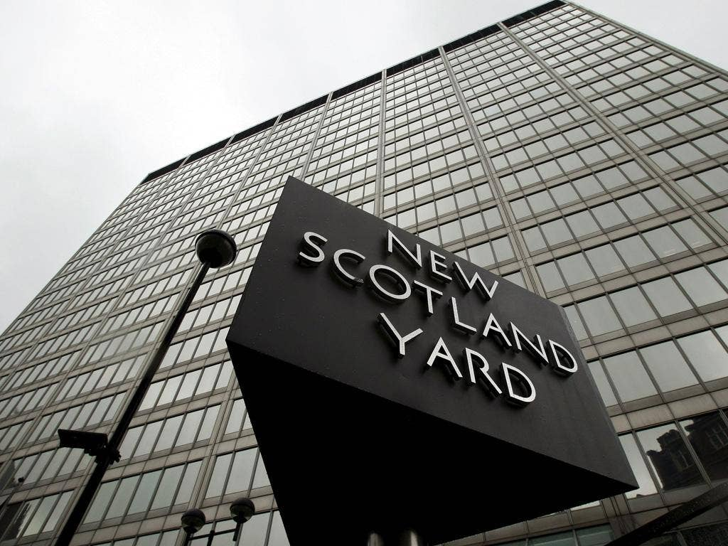 A detective from the Met's Sapphire sex crime unit has been detained