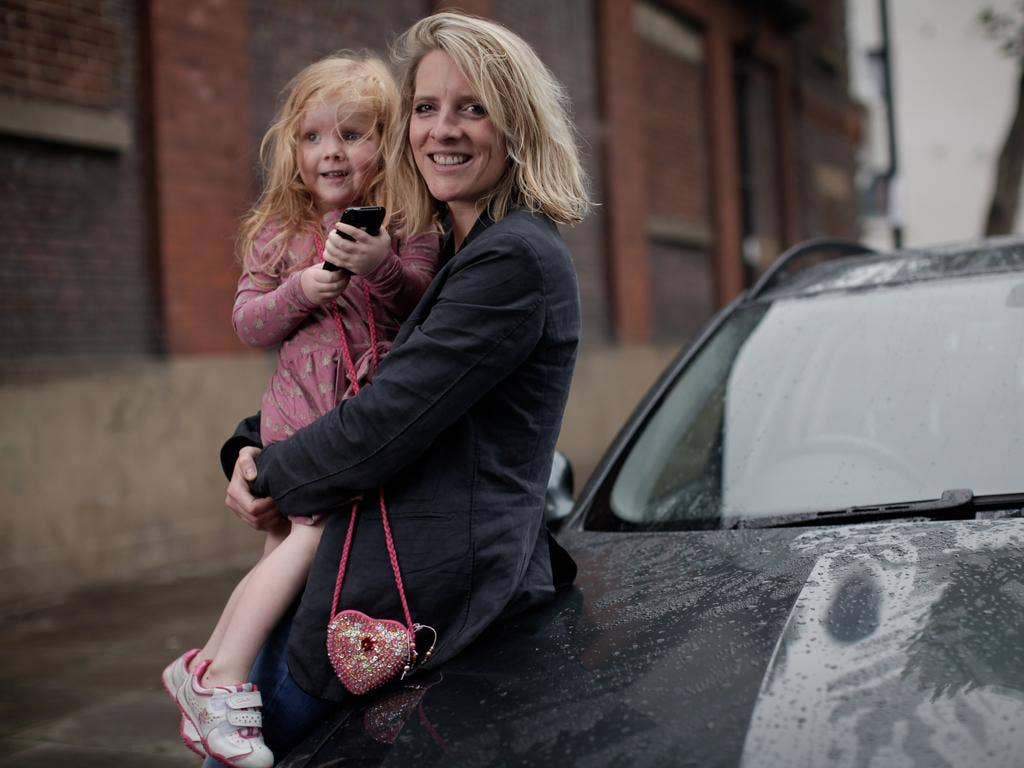 Cherry Reynard, with daughter Hannah, made many trips to discover her driving could earn her a10 per cent discount on her premiums