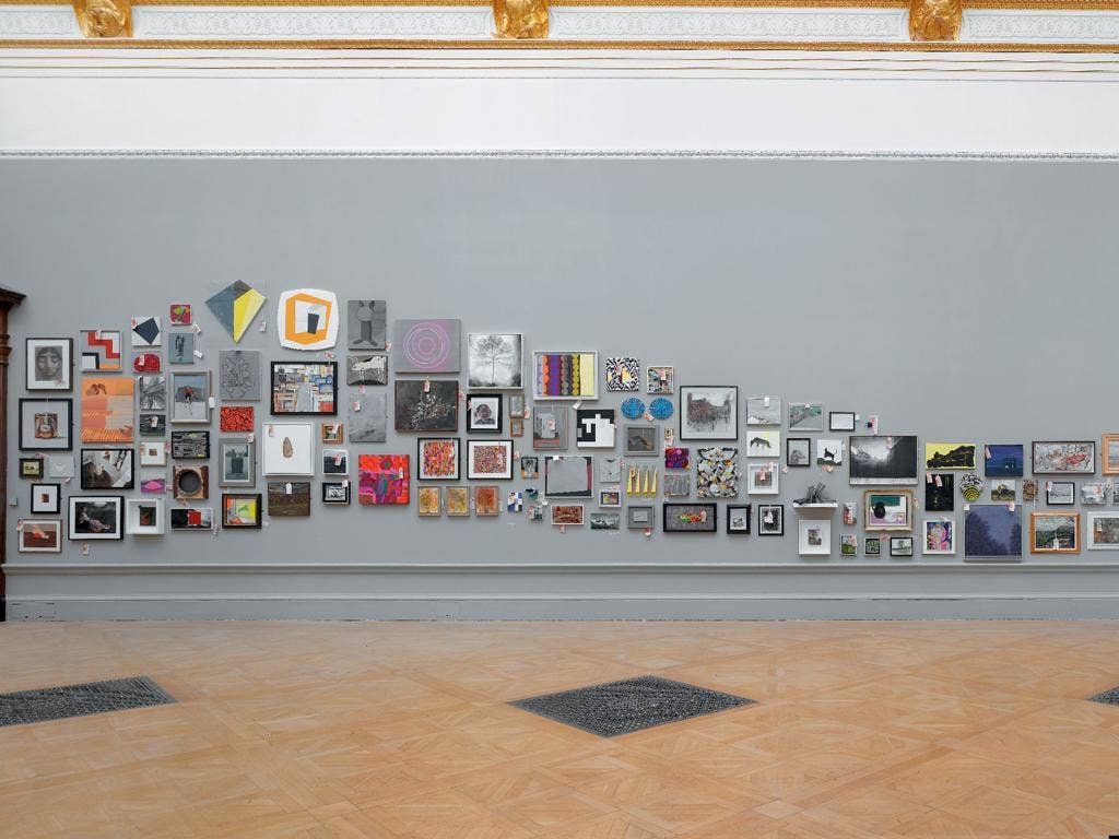 The innovative hang at the RA's Summer Exhibition is a step forward