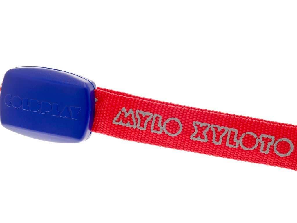 Coldplay handed 2 million wristbands handed out on their Mylo Xyloto tour