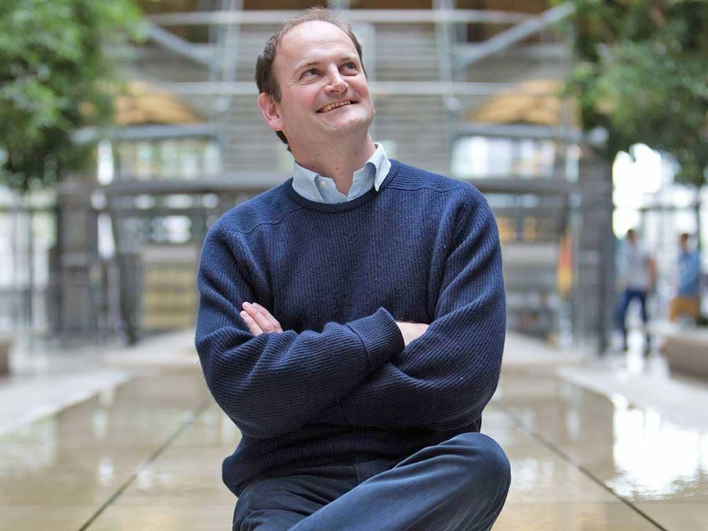'This has become, I'm afraid, just another managerialist, post-war administration' says Douglas Carswell