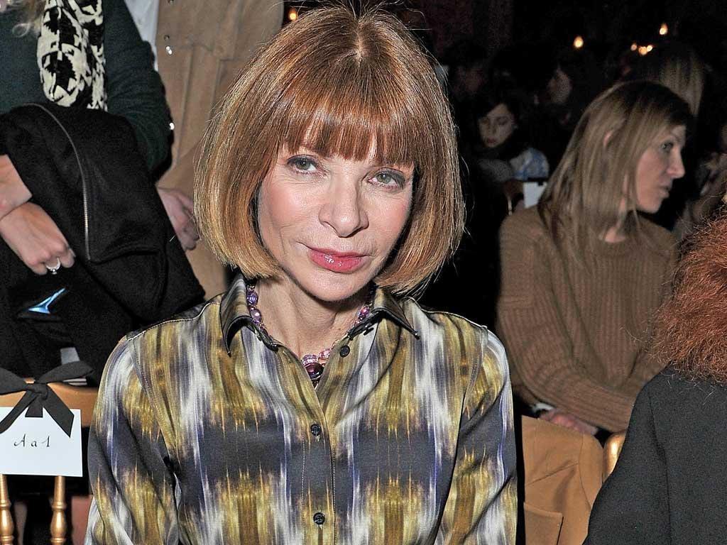 Vogue editor Anna Wintour raised over $500,000 for Barack Obama