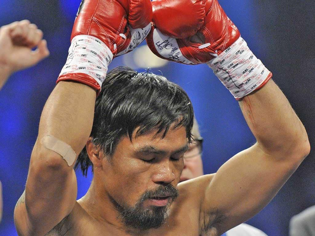 The latest dark night unfolded when Manny Pacquiao lost a split decision on Saturday