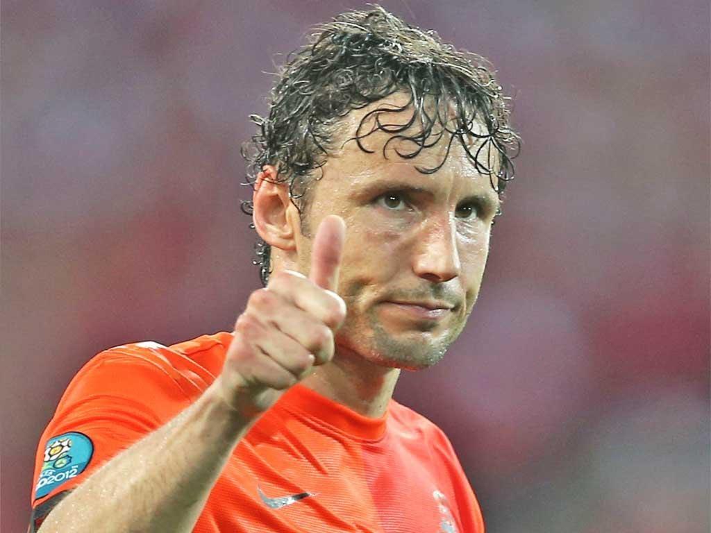 Uncompromising: Mark van Bommel
