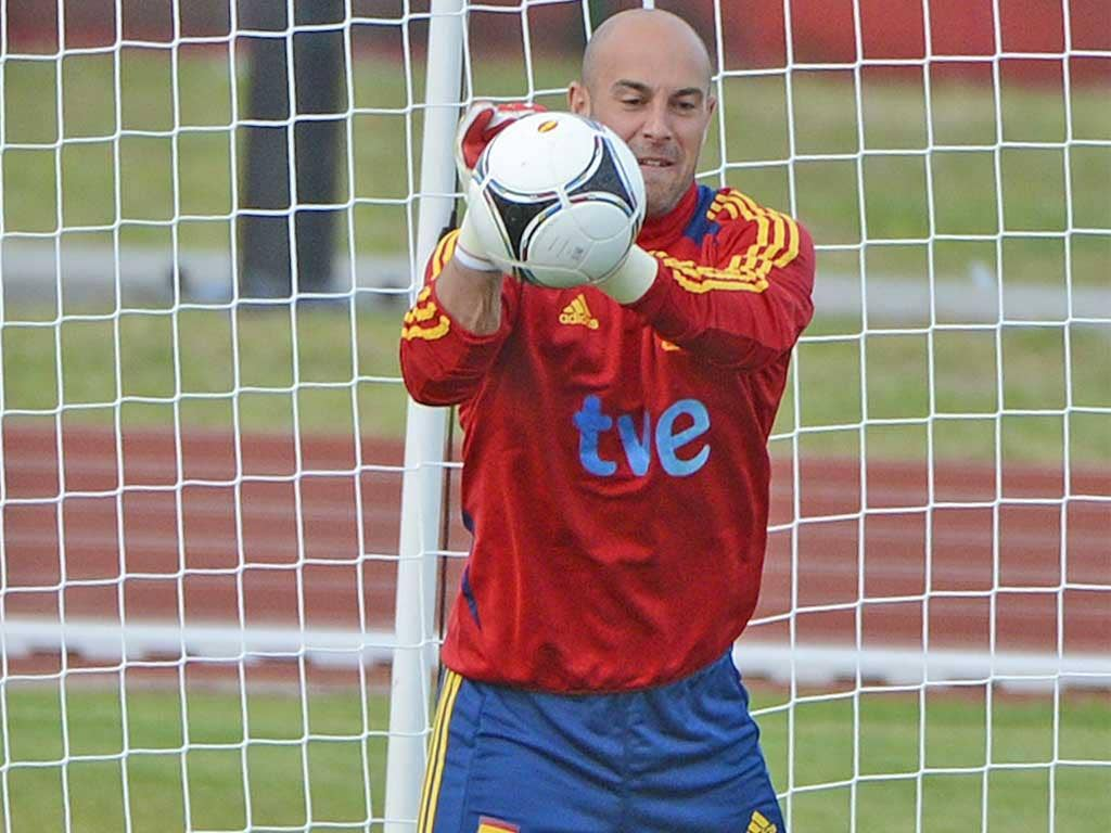 Liverpool's Pepe Reina welcomed Brendan Rodgers' appointment