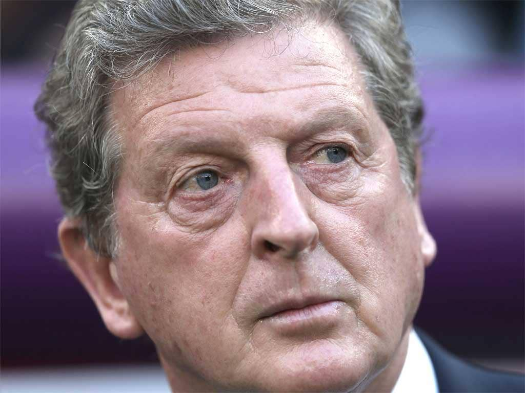 Roy Hodgson admits a lack of back-up may force him to stick with his midfield pairing