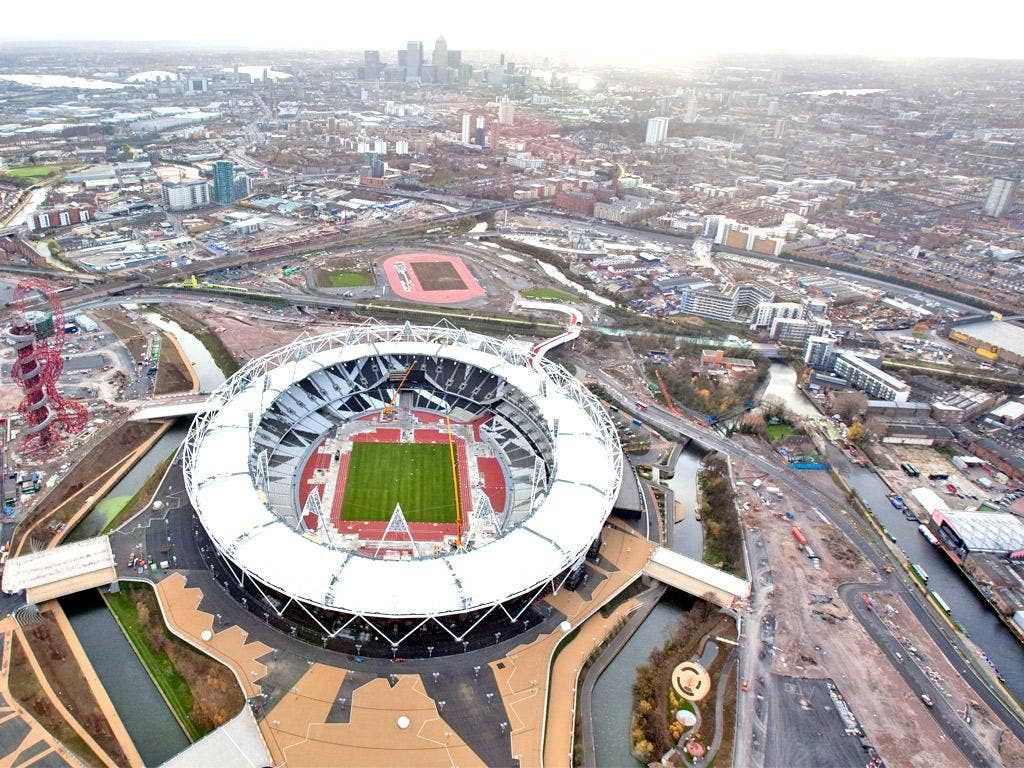 The Olympic Stadium will require extra stewards because of fears of overcrowding