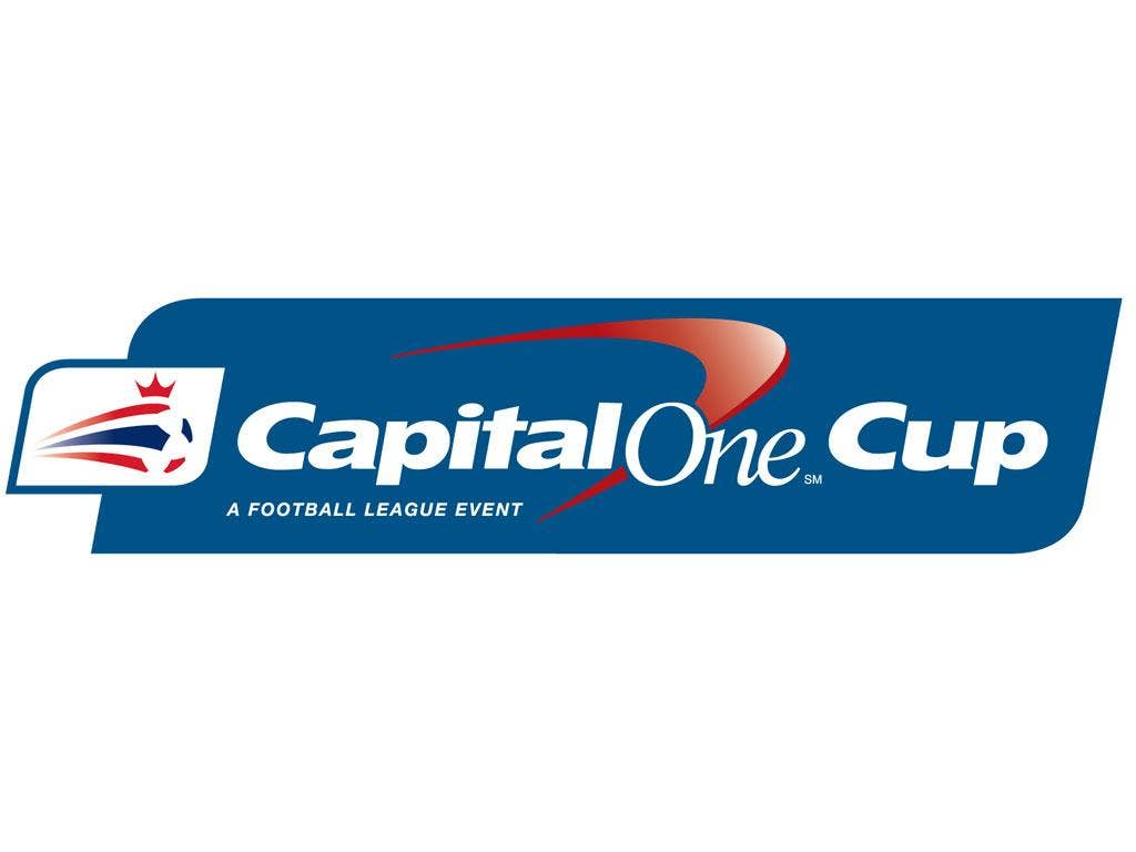 The League Cup is now sponsored by Capital One