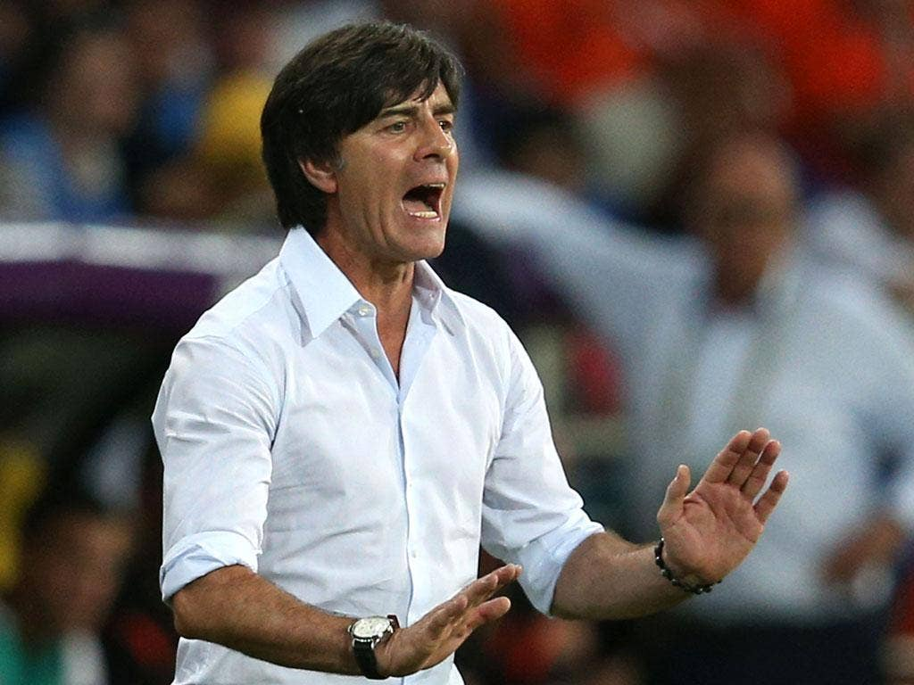 Style Guru: Joachim Löw has turned Germany into a different kind of threat at international level