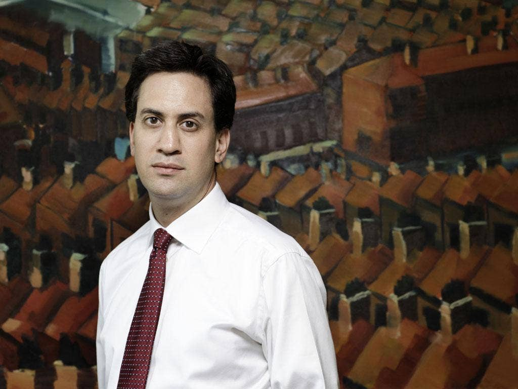 Rebuilding: Ed Miliband admits there is no overnight solution to restoring faith in Labour