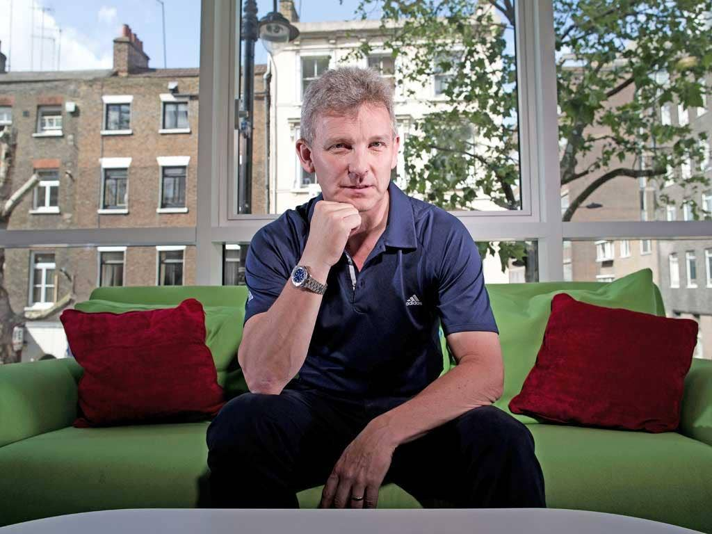 Ian McCurdie, chief doctor of Team GB, says athletes should think as fast as they move