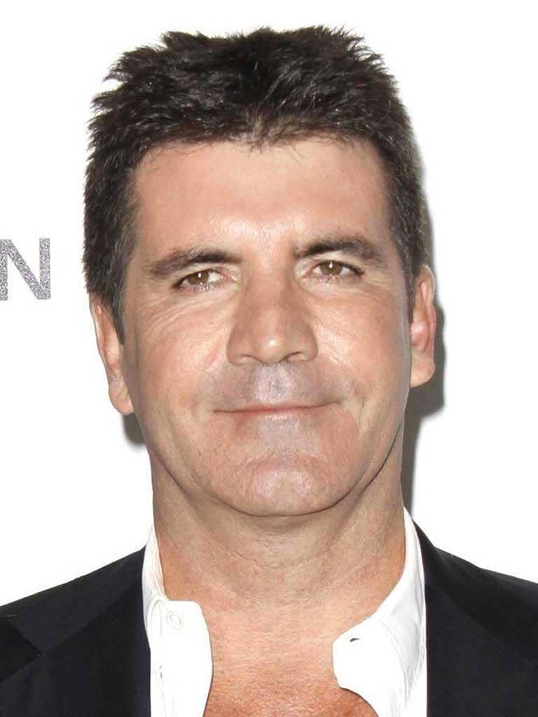 "Simon Cowell has risen to fame by cultivating the image of ""Mr Nasty"" and ""most recognisable face"""