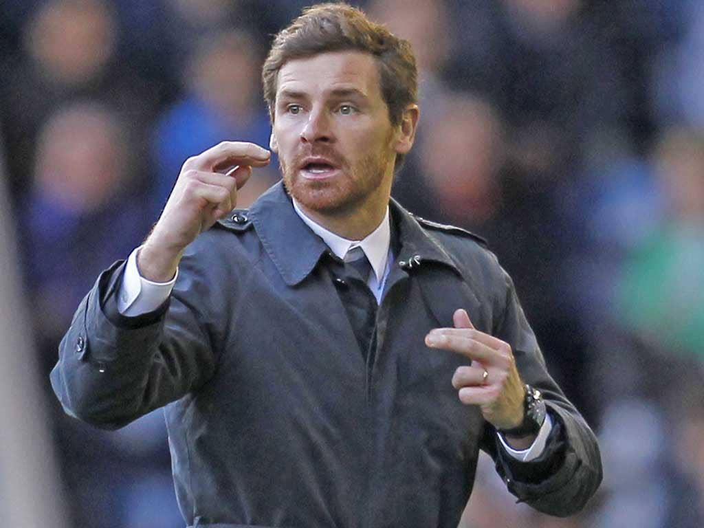 Andre Villas-Boas is only one of a number of contenders