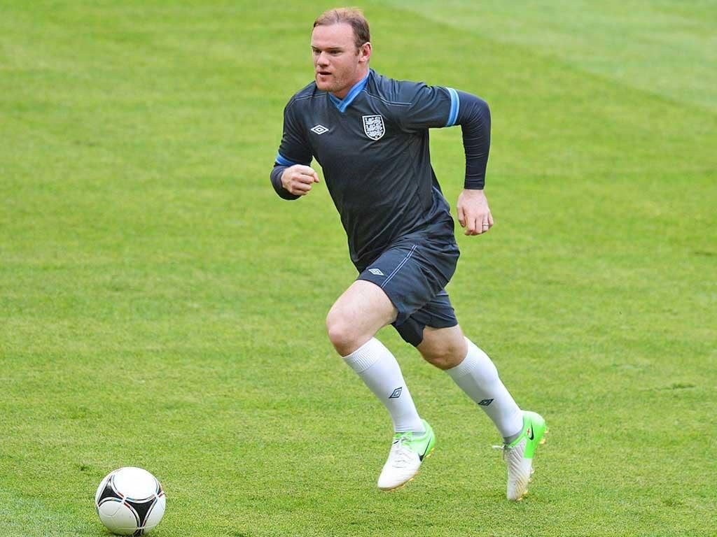 Wayne Rooney is a rare example of a player with many qualities