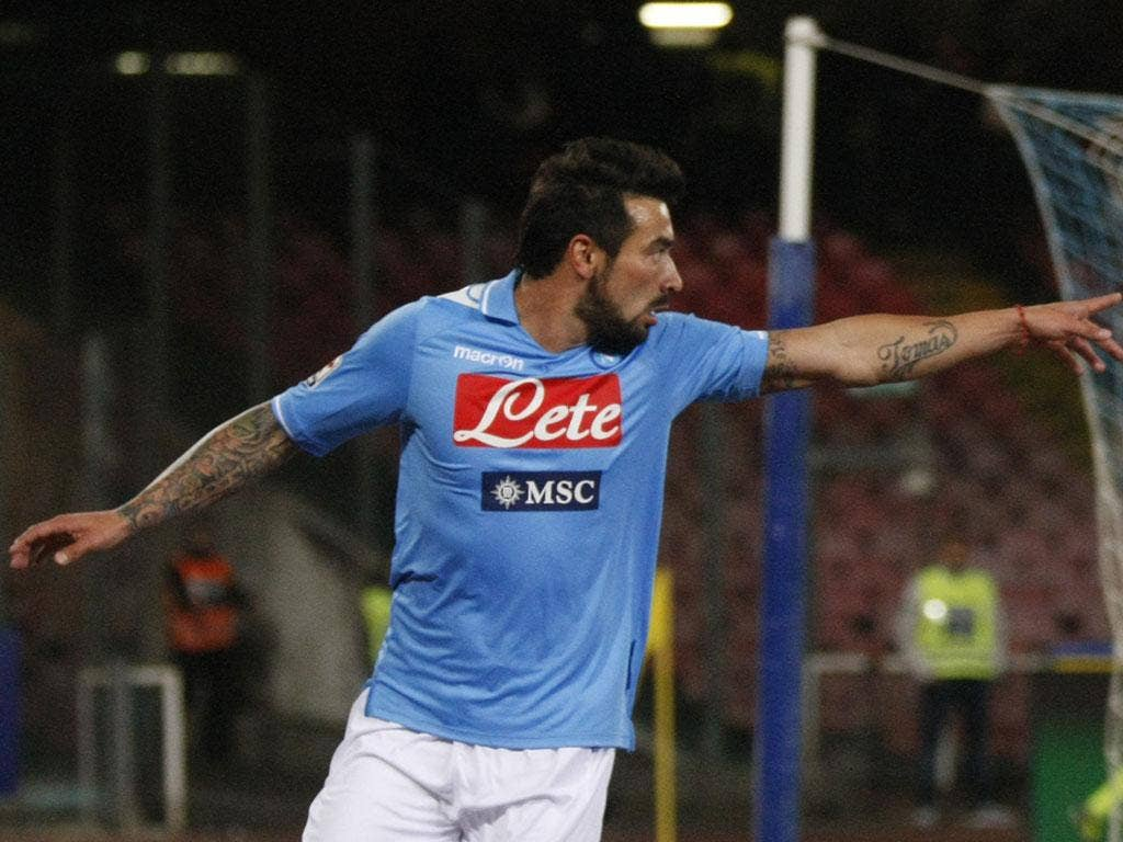<b>Ezequiel Lavezzi</b><br/> Ezequiel Lavezzi has been attracting attention from Inter Milan and French big-spenders Paris St. Germain but Manchester City are thought to also be tracking the Argentinian attacking midfield maestro. Lavezzi, much like his N