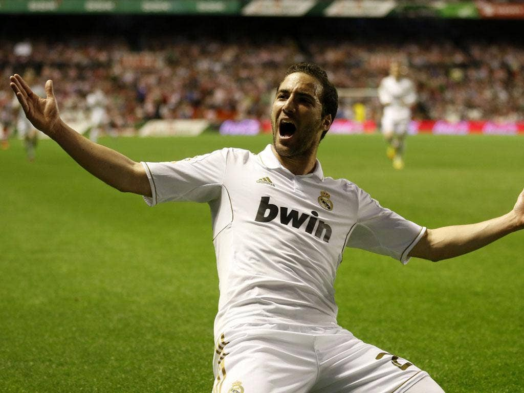 <b>Gonzalo Higuain</b><br/> Gonzalo Higuain is potentially the hottest property in Europe this summer. The Real Madrid striker scored 22 goals from 18 starts in the Primera Division and yet the Spanish club are apparently keen to sell him. Karim Benzema h