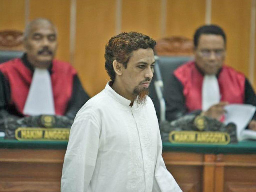 Umar Patek is accused of assembling the explosives that killed 202 people in Bali on Christmas Eve 2002