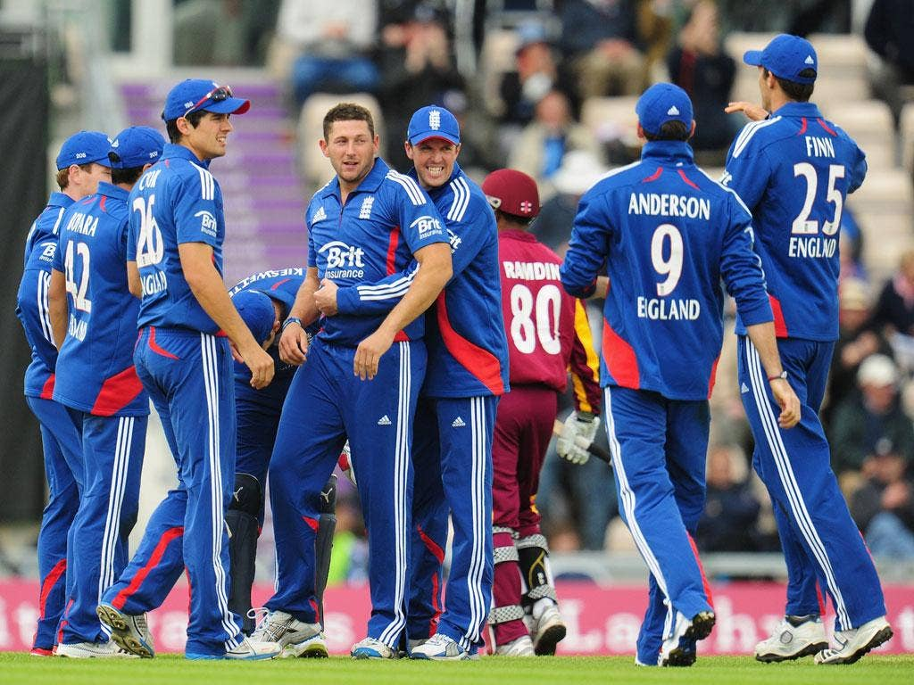 Tim Bresnan and Graeme Swann (right) have been rested by England