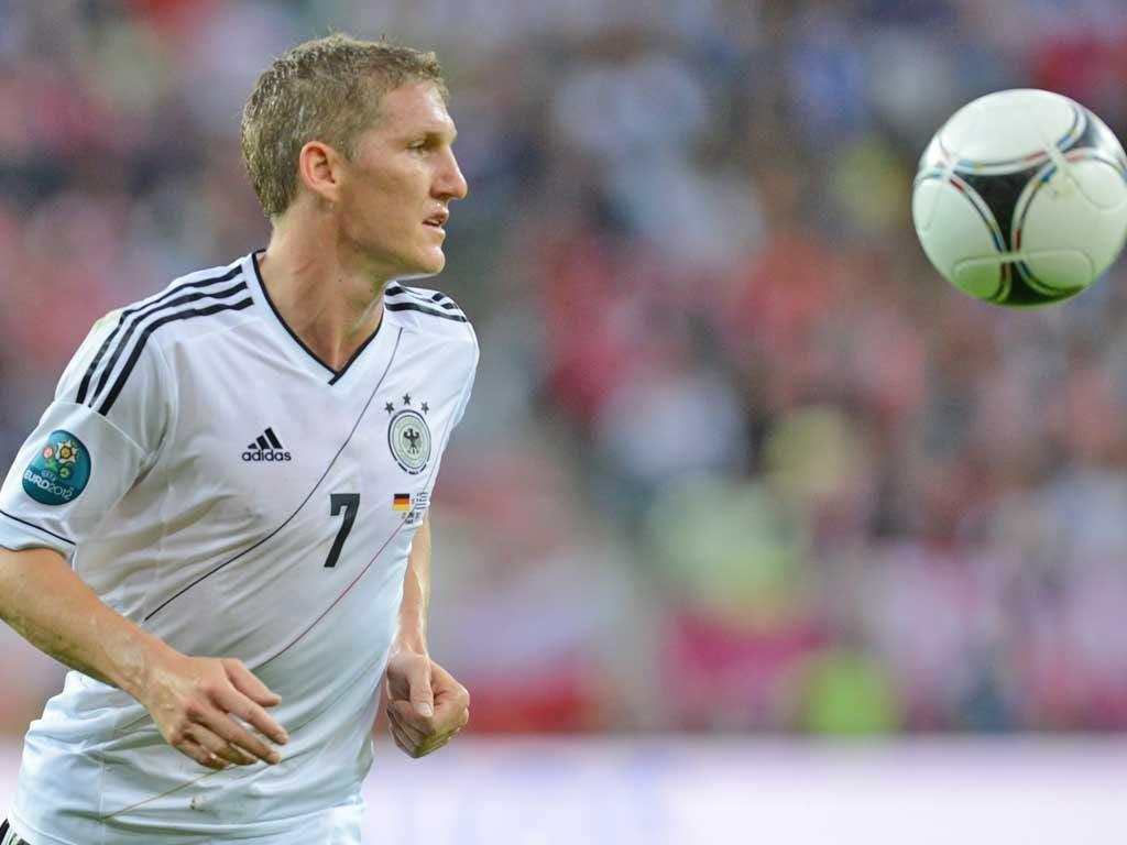 Germany have injury concerns over Bastian Schweinsteiger