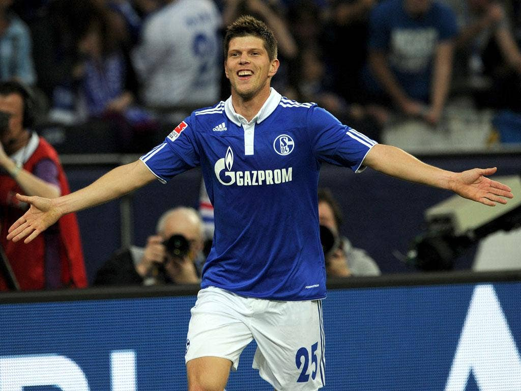 <p><strong>Klaas-Jan Huntelaar</strong></p> <p>Klaas-Jan Huntelaar's general manager Hordst Heldt has confirmed that his player has a £17m buy-out clause in his contract, which has put several clubs on red-alert. Huntelaar does have a €20m b