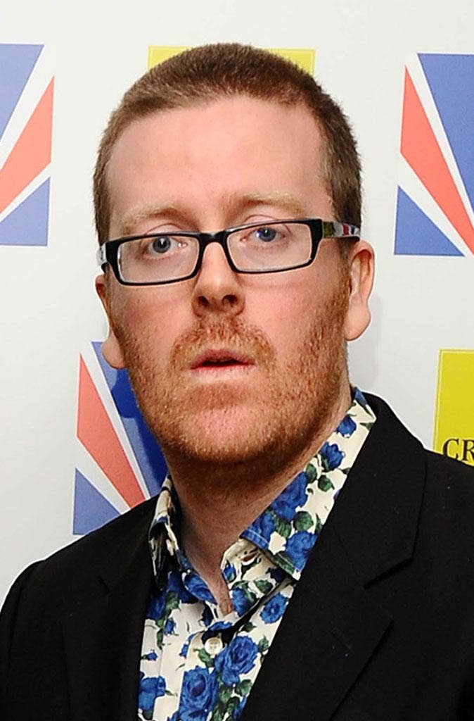 The Last Days of Sodom could be your last chance to catch Frankie Boyle live