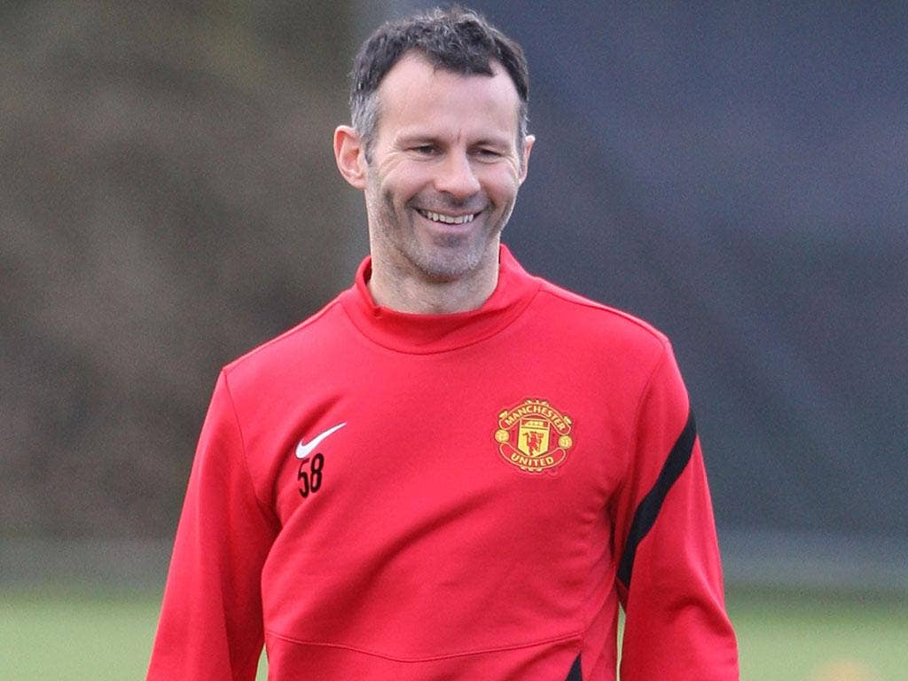 Ryan Giggs is the highest profile player in the squad
