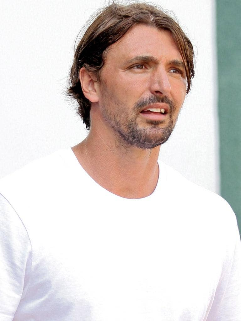 Goran Ivanisevic amused listeners at the expense of 'MC'