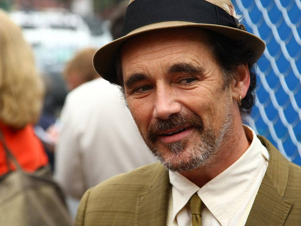Mark Rylance, 52, was due to recite parts of The Tempest during the 'Isles Of Wonder' section of the opening ceremony on July 27th.