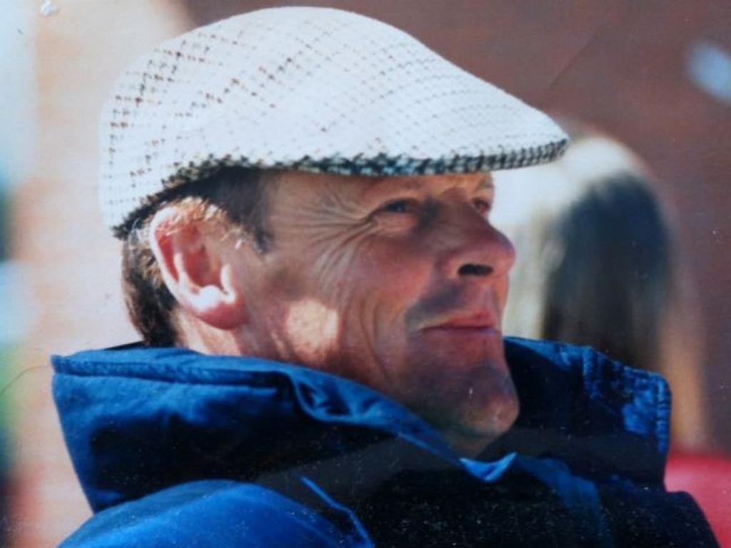 Polo coach and writer Major Hugh Dawnay