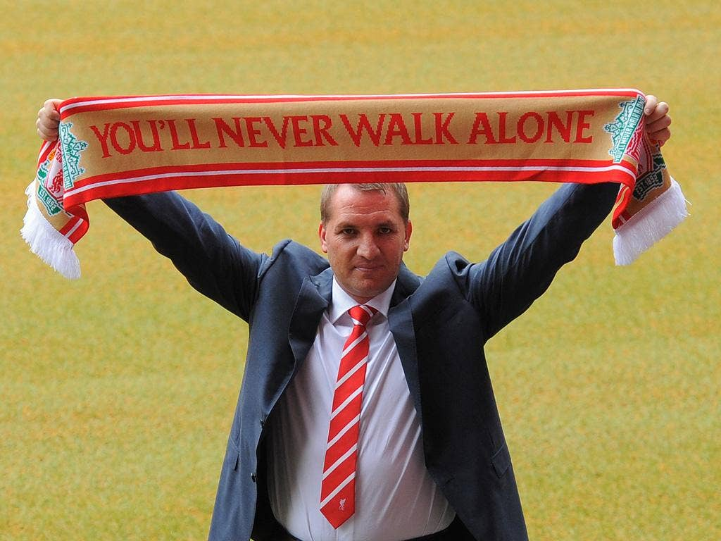 Brendan Rodgers is a passionate student of the Spanish style