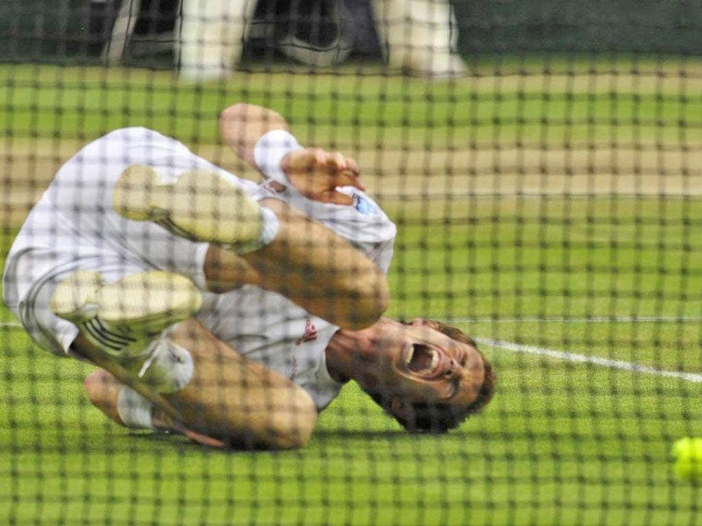 The Olympics will give Andy Murray motivation to pick himself up