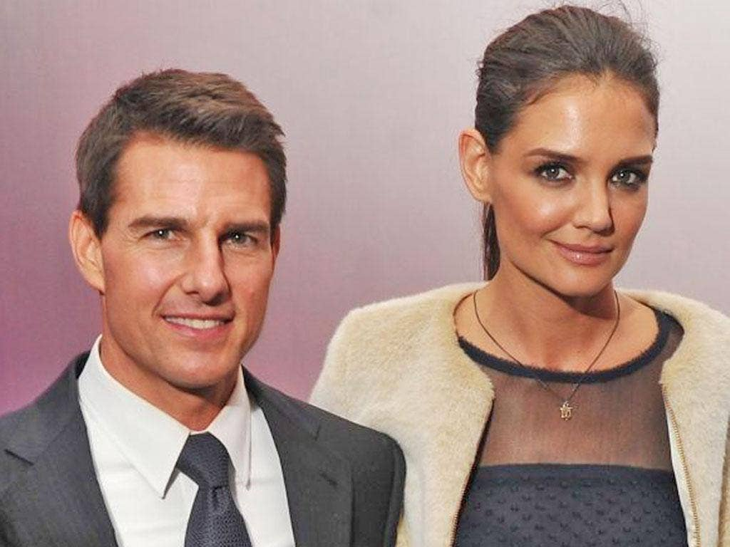 Katie Holmes has agreed a divorce settlement with Tom Cruise over their $275m fortune