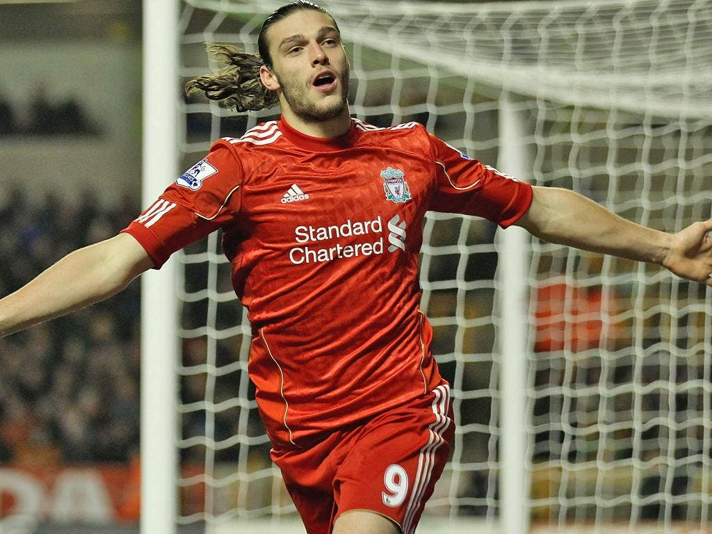 Andy Carroll will get a chance to impress on Liverpool's pre-season tour