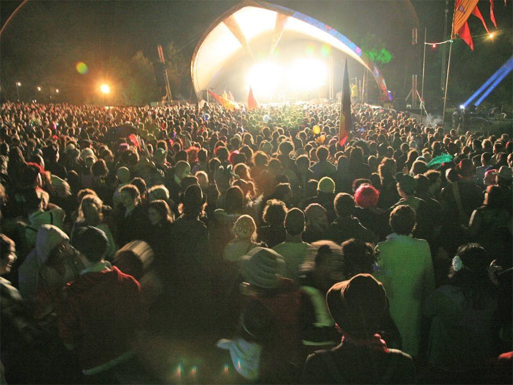Field of dreams: Latitude Festival