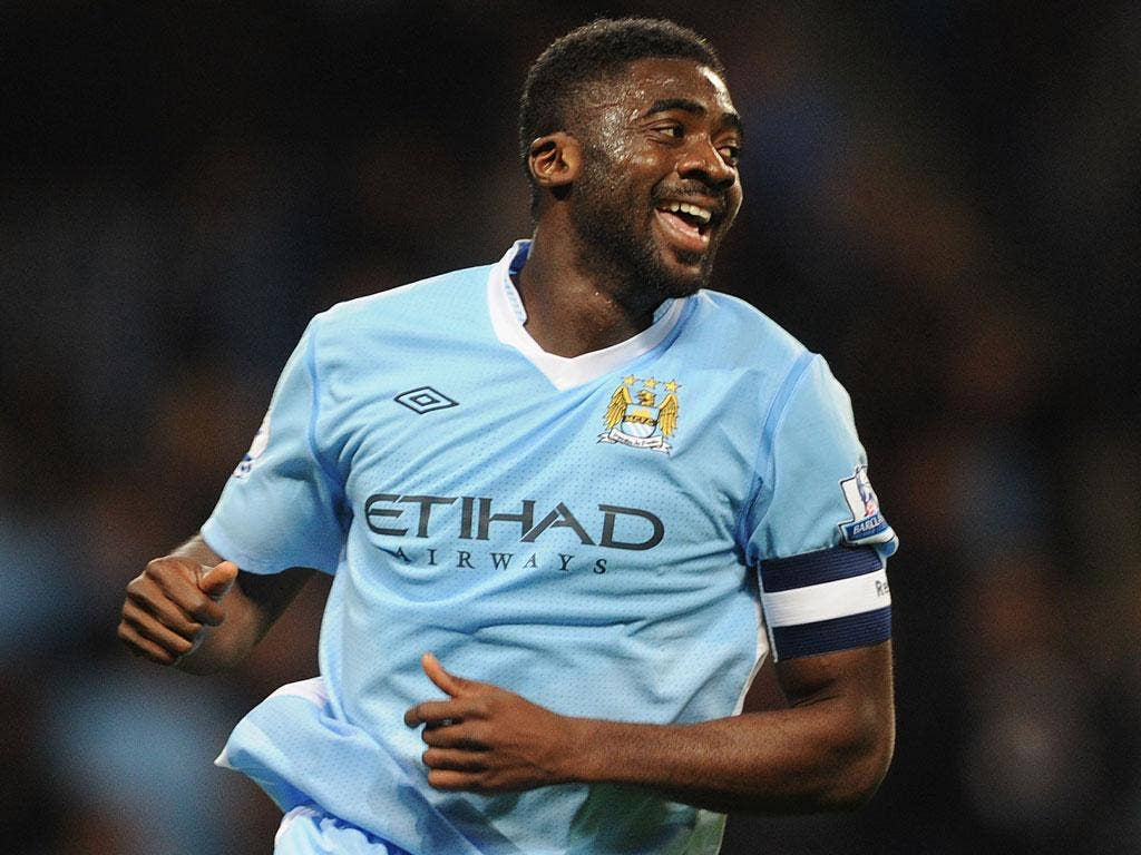 Kolo Touré: Has not regained his first-team place after six-month ban