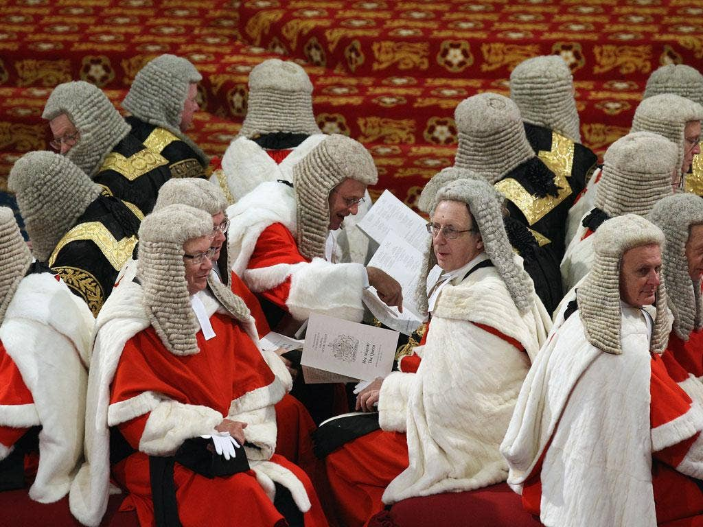 The fear of democracy reflected by the political opponents of change to the House of Lords is pathetic