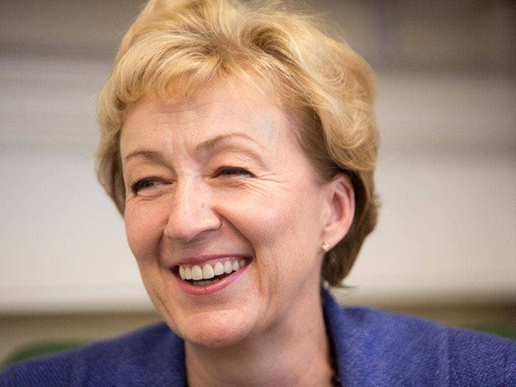 Andrea Leadsom worked at Barclays for more than a decade