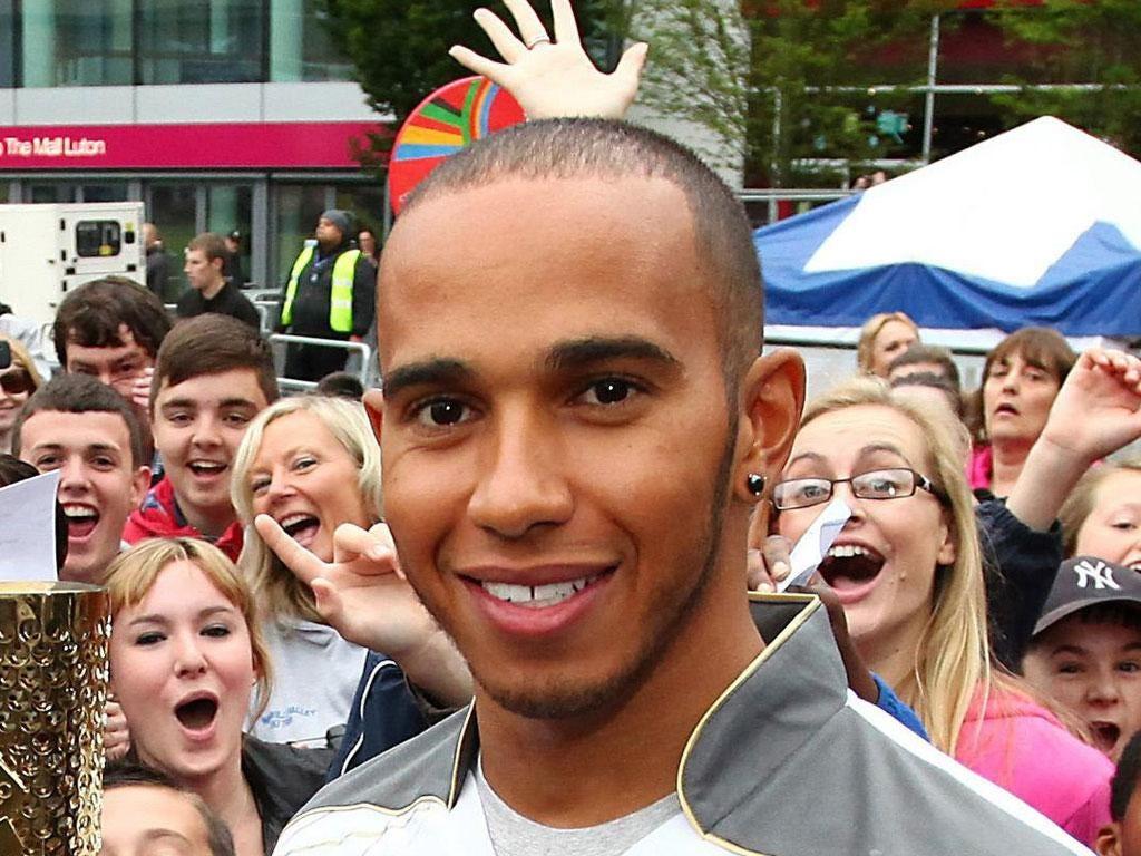 Lewis Hamilton is adamant his British Grand Prix heartache is now behind him