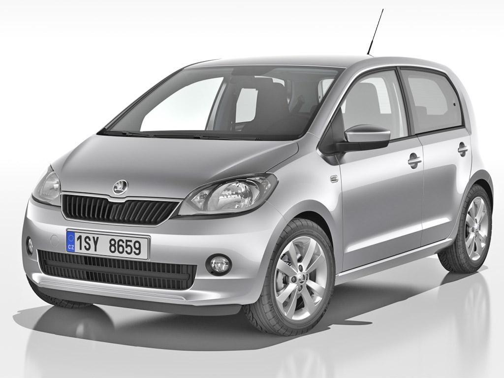 VW-inspired quality: the Škoda Citigo