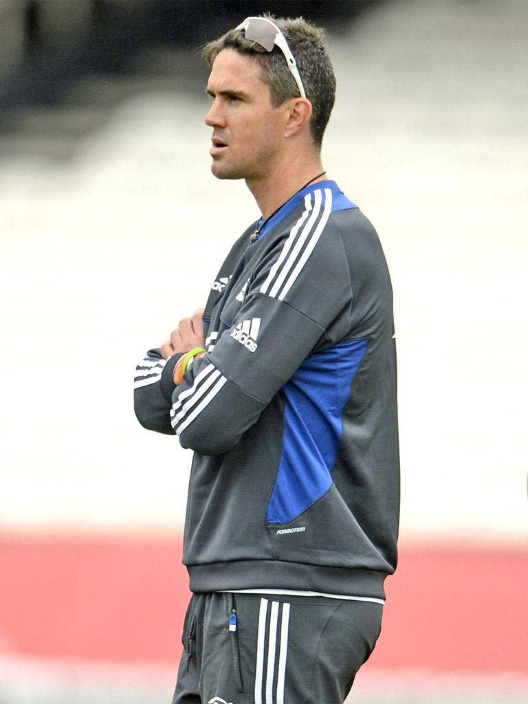 Kevin Pietersen retired from the limited-overs game last month