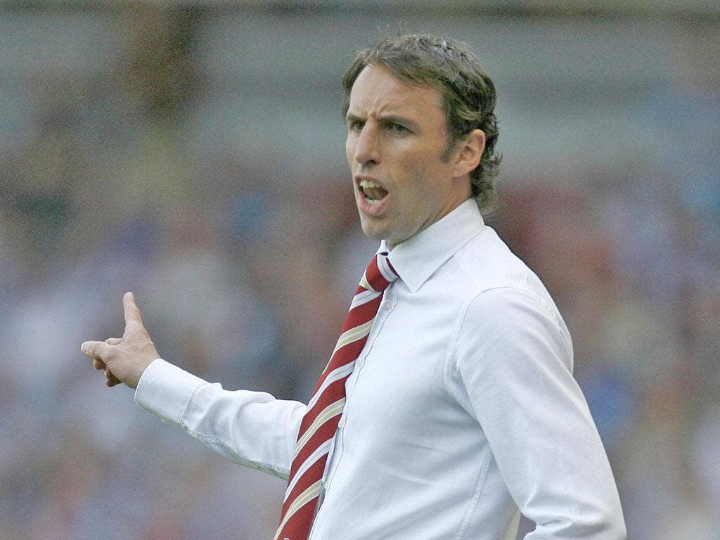 Gareth Southgate: Former Boro manager is not thought to be seeking return to coaching