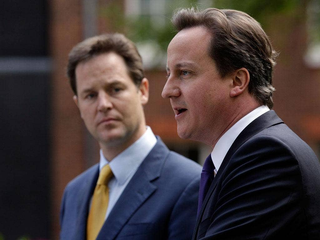 The black mood of Tory MPs has affected the answers to the Coalition shelf-life question