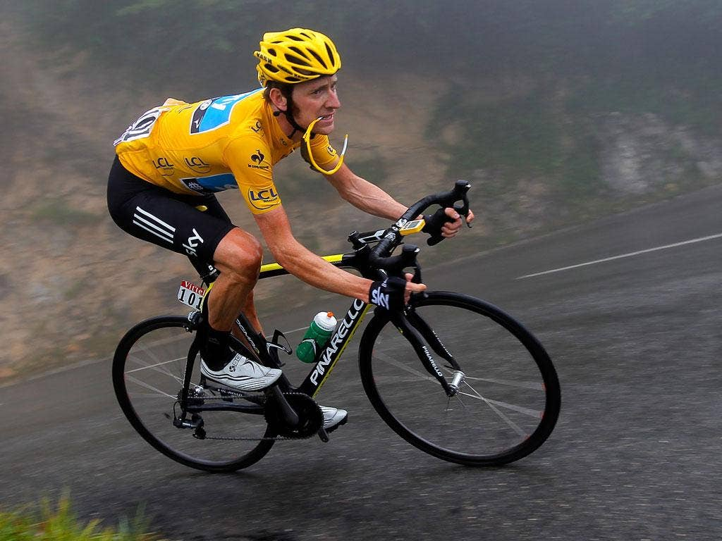 Bradley Wiggins' success has been a decade in the making
