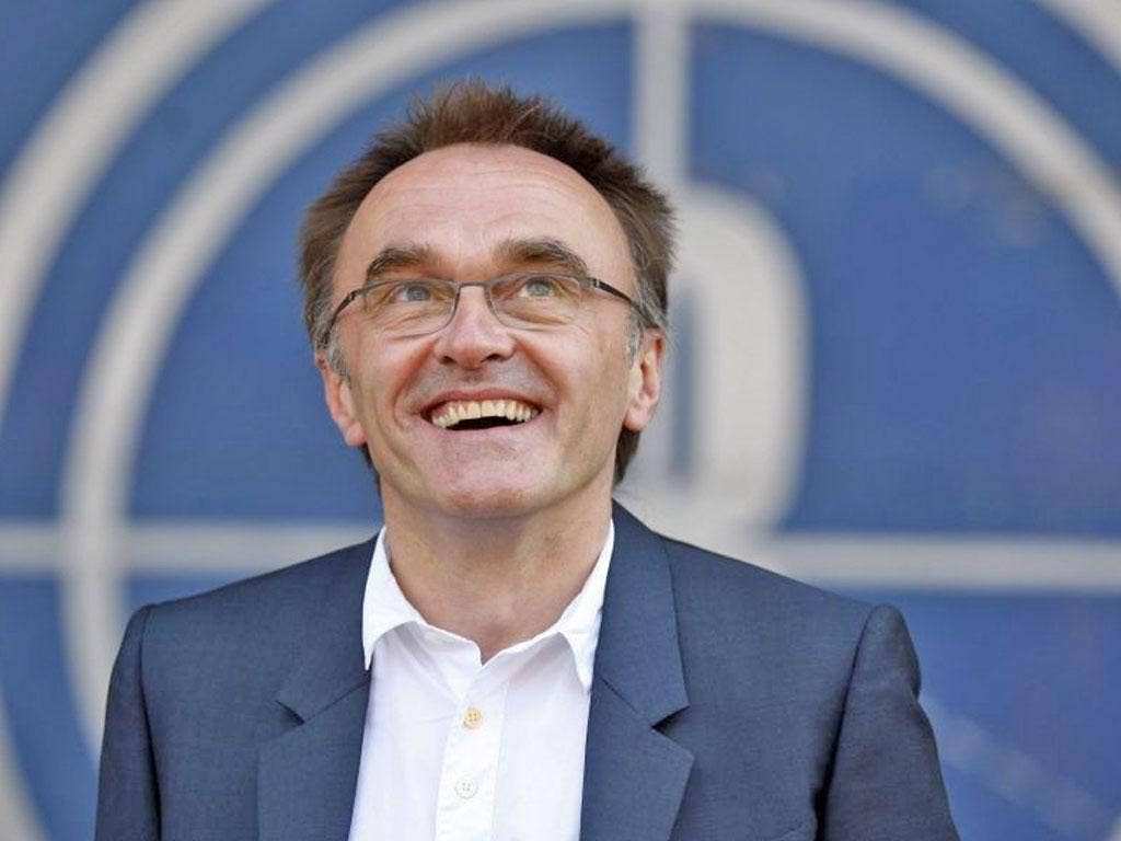 Danny Boyle has already been angered by camera positioning at the Opening Ceremony