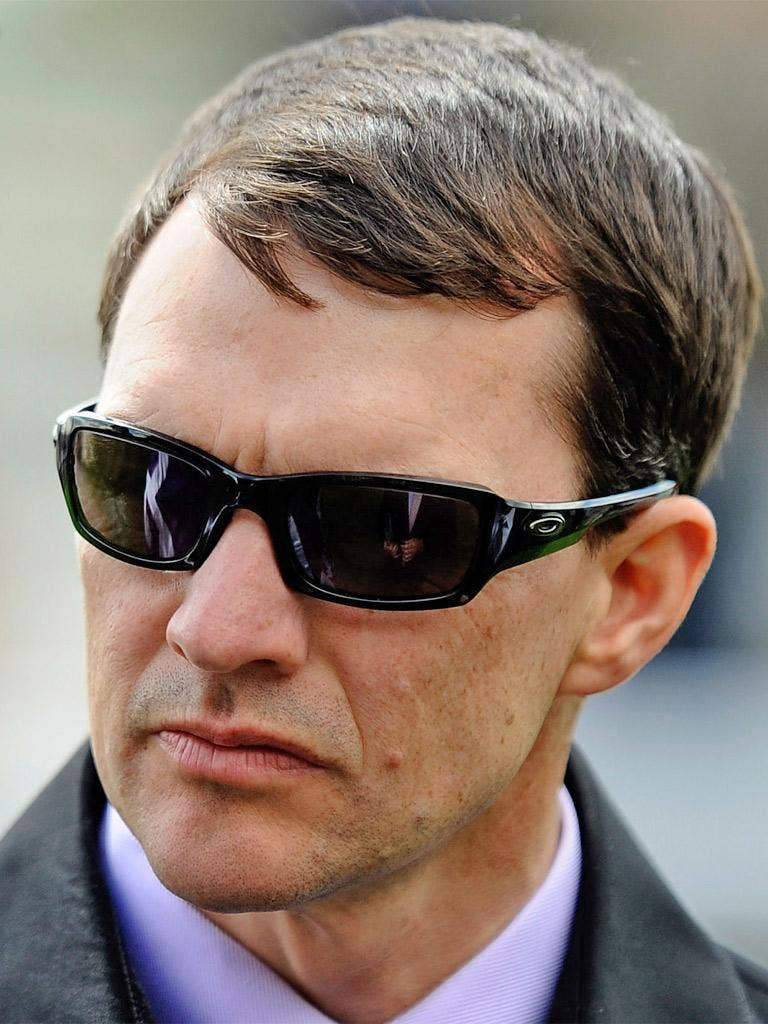 Newmarket trainer poses the main threat in the St Leger to Ballydoyle's team