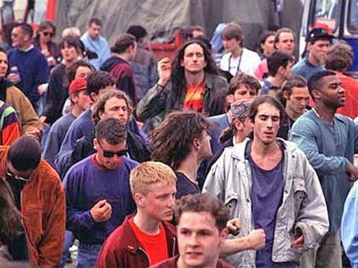 The Castlemorton rave in 1992 was a watershed moment in club culture