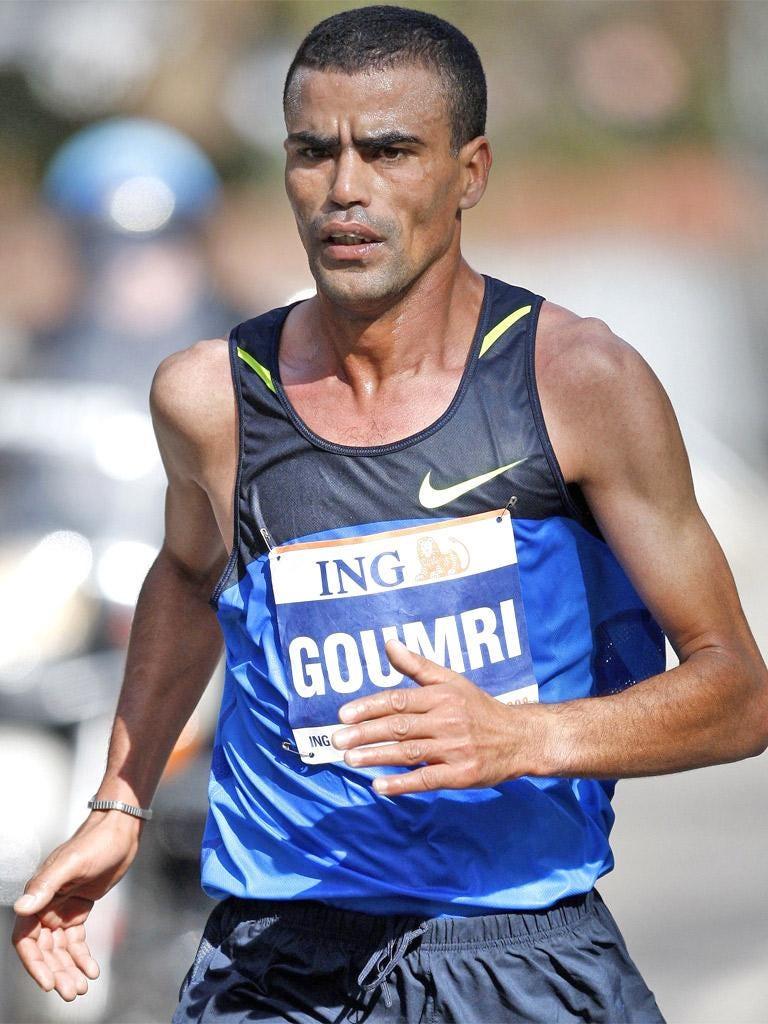 Abderrahim Goumri has been banned for four years